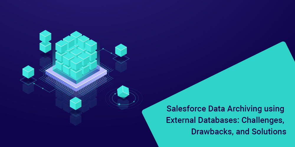 Salesforce Data Archiving using External Databases