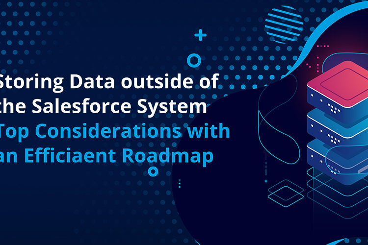 Storing Data outside of the Salesforce System