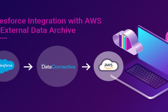 Salesforce Integration with AWS for External Data Archive