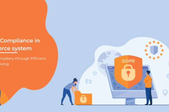 GDPR Compliance in Salesforce system