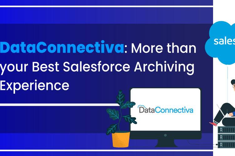 DataConnectiva: More than your Best Salesforce Archiving Experience