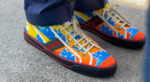Benioff's Dreamforce-special shoes